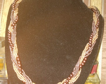 magic necklace for successful lady