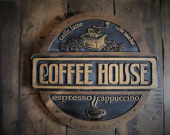 Coffee House sign