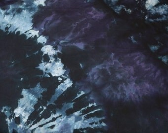 Hand Dyed Fabric 109