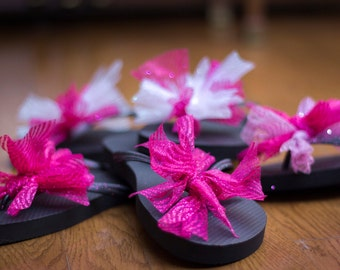 Wedding and Bachelorette Party Sandals