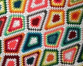 pattern: Granny Diamond