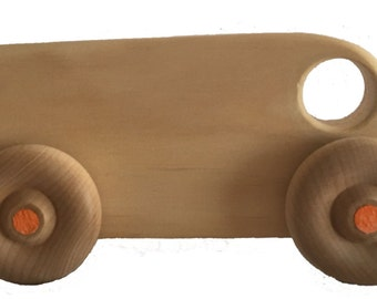 Little Woodies Van