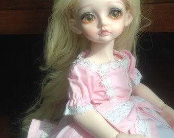 1/4 BJD 16mm hand-painted eyes