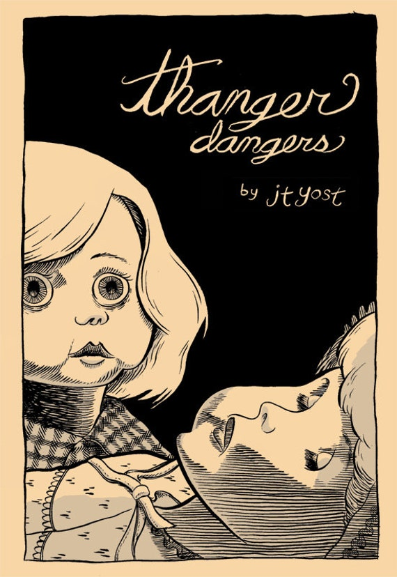 Thanger Dangers (Thinger Dingers #2) comic book by J.T. Yost