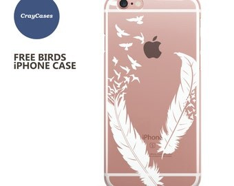 iPhone 6 Case, iPhone 6s Case Birds iPhone 7 Case Birds iPhone 6s Plus Case Birds iPhone 6 Case Birds iPhone 6+ Case (Shipped From UK)
