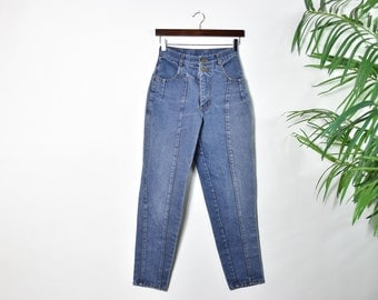 Vintage BRAXTON High Waisted Blue Jeans