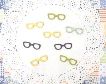 Wooden  Glasses Embelishments