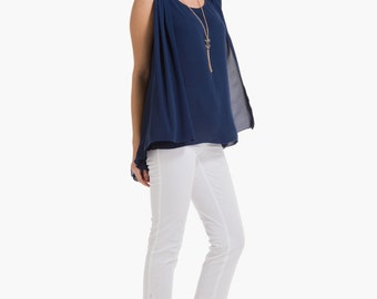 Eve Double-Layered Top