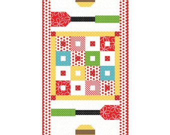 Cookout Table Runner Pattern