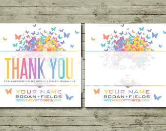 Rodan fields cards | Etsy