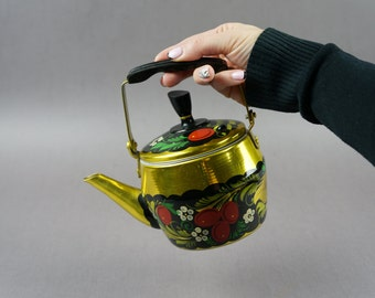 What To Use To Paint Aluminue Teapot