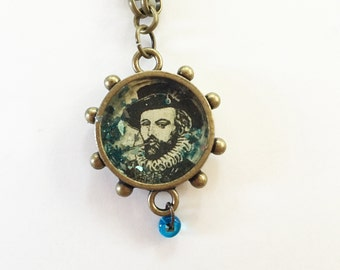 Sir Walter Raleigh Necklace