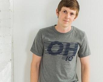 OH.IO Tshirt, Screenprinted Tshirt