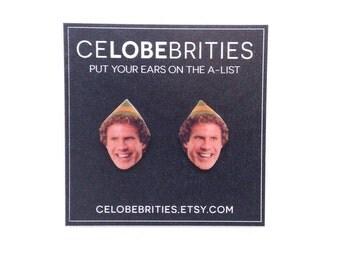 Buddy the Elf Earrings