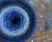 Pure wool knitting yarn - 94 g