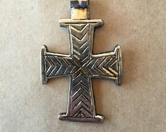 Coptic Cross  (Item # P55)