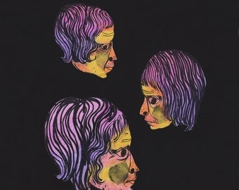 Three Women - FINE ART PRINT
