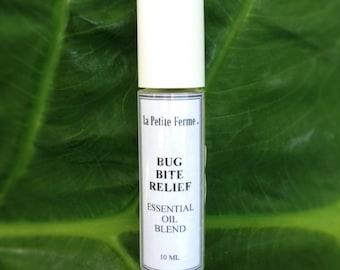 Bug Bite Relief - Essential Oil Blend