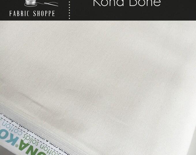 Kona cotton solid quilt fabric, Kona BONE 1037, Kona fabric, Solid fabric Yardage, Kaufman, Christmas fabric, Choose the cut