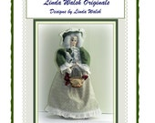 Grandma Aurora May On An Expedition Victorian Art Doll E-Pattern