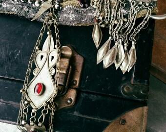 Turkoman and Antique Deco Belt