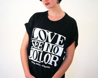 color blindness a battle against racism