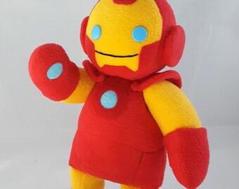 Cuddly Plush Man of Iron