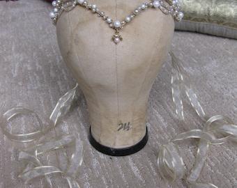 Elven Fairy Renaissance Bindi Tiara Headpiece