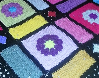 Handmade Crocheted Afghan