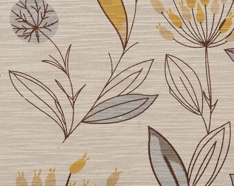 popular items for drapery print linen on etsy