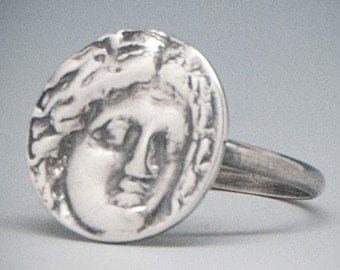 Athena Ring, Sterling Silver Ring, Cheap Ring, Rings Cheap, Rings For Teens, Rings and Things