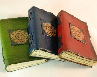 Compass Leather Journal