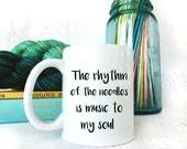 Coffee Mug for Knitters, Coffee Mugs, Tea Cup for Knitters - Gift for Knitter - Mothers Day Gift - Gift for Her - Office Mug - Funny Mug