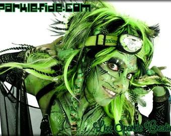 Toxic Dread Wig