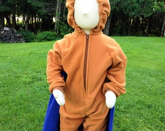 Custom Child Size 4T/5 Super Guinea Pig Costume Reserved for JenVoy only