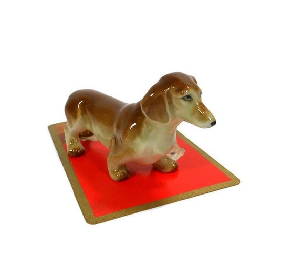 Mini Dachshund Home Decor