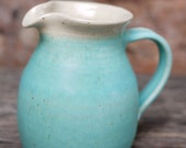 Hand-thrown Ceramic Jug or Pitcher