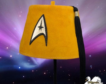 SALE!!!! Star Trek Inspired Fez