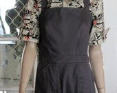 REDUCED PRICE.  1940s WWII Vintage style Overalls. Cute and Comfortable