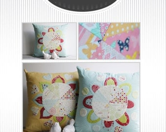 Sunshine Cushions PDF tutorial