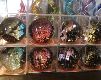Glass paperweights!! FREE SHIPPING ...four styles....