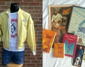 Rod McKuen Collection - Jacket - T Shirt - Calendar - Books - Autograph Signed 1970s
