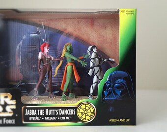 Star Wars Toys, Vintage Action Figures, Star Wars Gift for Kids, Star Wars Movie Lover Gift