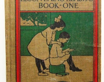 Edson-Laing Readers Book One 1920