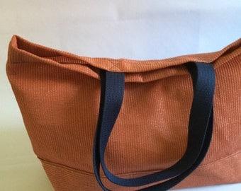 Tote Bag, Mesh Tote Bag, Vegan Tote, Lightweight Tote Bag, Shoulder Tote Bag, Market Bag, Vegan Beach Bag, Large Tote Bag, Large Tote Bag