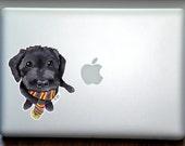 Yorkipoo Yorkie Poo Full Color Art Decal Apple Macbook Laptop