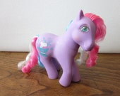 RESERVED - G1 My Little Pony Strawberry Scoops - Sippin Soda