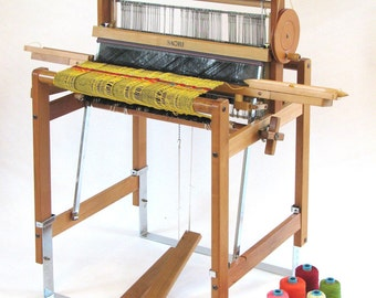 SAORI CH60A-2 wheelchair accessible and height-adjustable loom