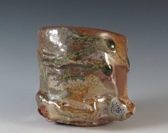 Kurinuki Shino Tea Bowl (315)