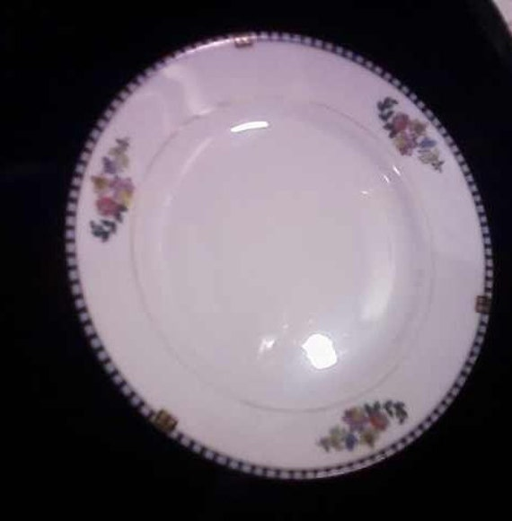 Noritake Sheridan bread and butter plate, circa 1921 or earlier
